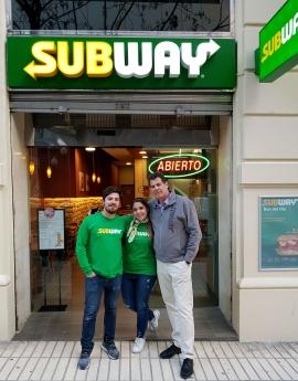Nuevo restaurante Subway(R) en Alicante
