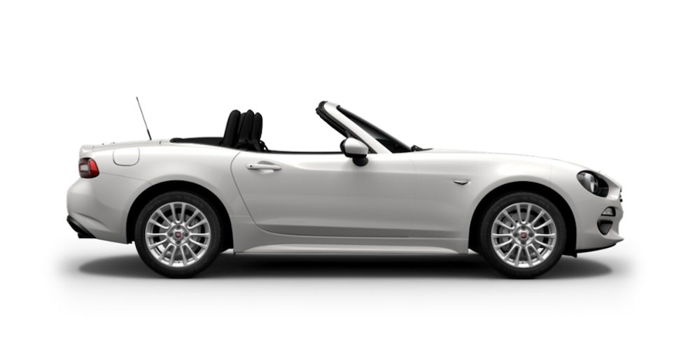 SPAIN CAR incorpora a su flota de Madrid el nuevo FIAT 124 SPIDER Cabrio