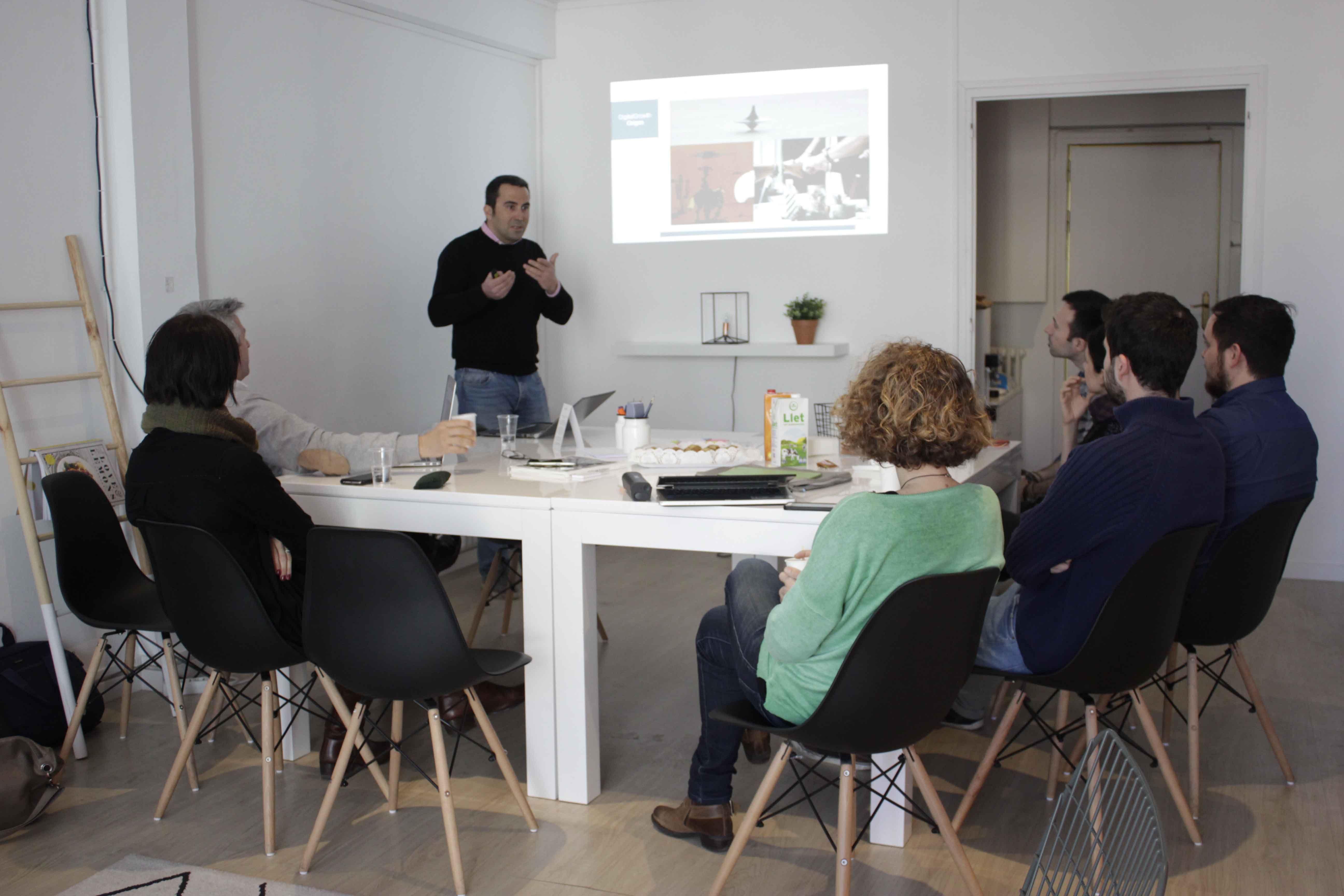 Fotografia Edu Garolera CEO de Digital Growth