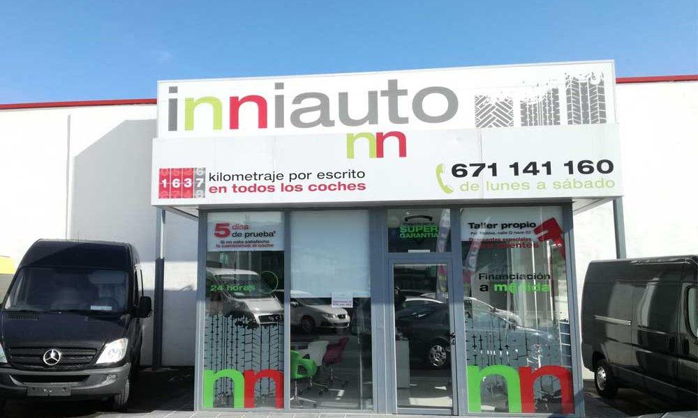 El auge de la compraventa de coches de ocasión, según Inniauto