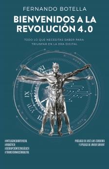 Portada Bienvenidos a la revolución 4.0
