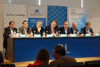 Presentación I Foro Mar de Alborán, que se celebrará del 13 al 16