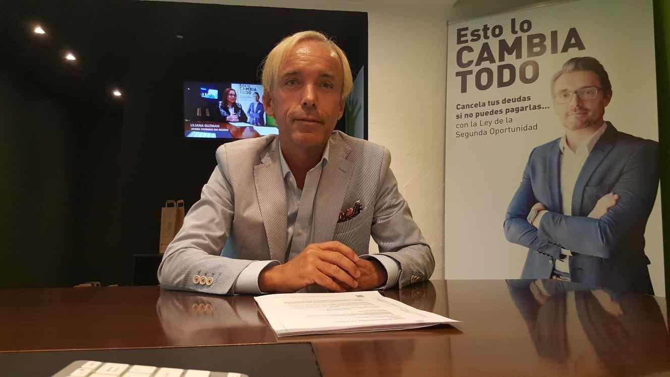 Queda libre de una deuda de 250.000 euros mediante la Ley de la Segunda Oportunidad