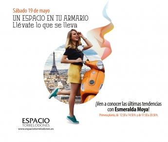 Evento Esmeralda Moya