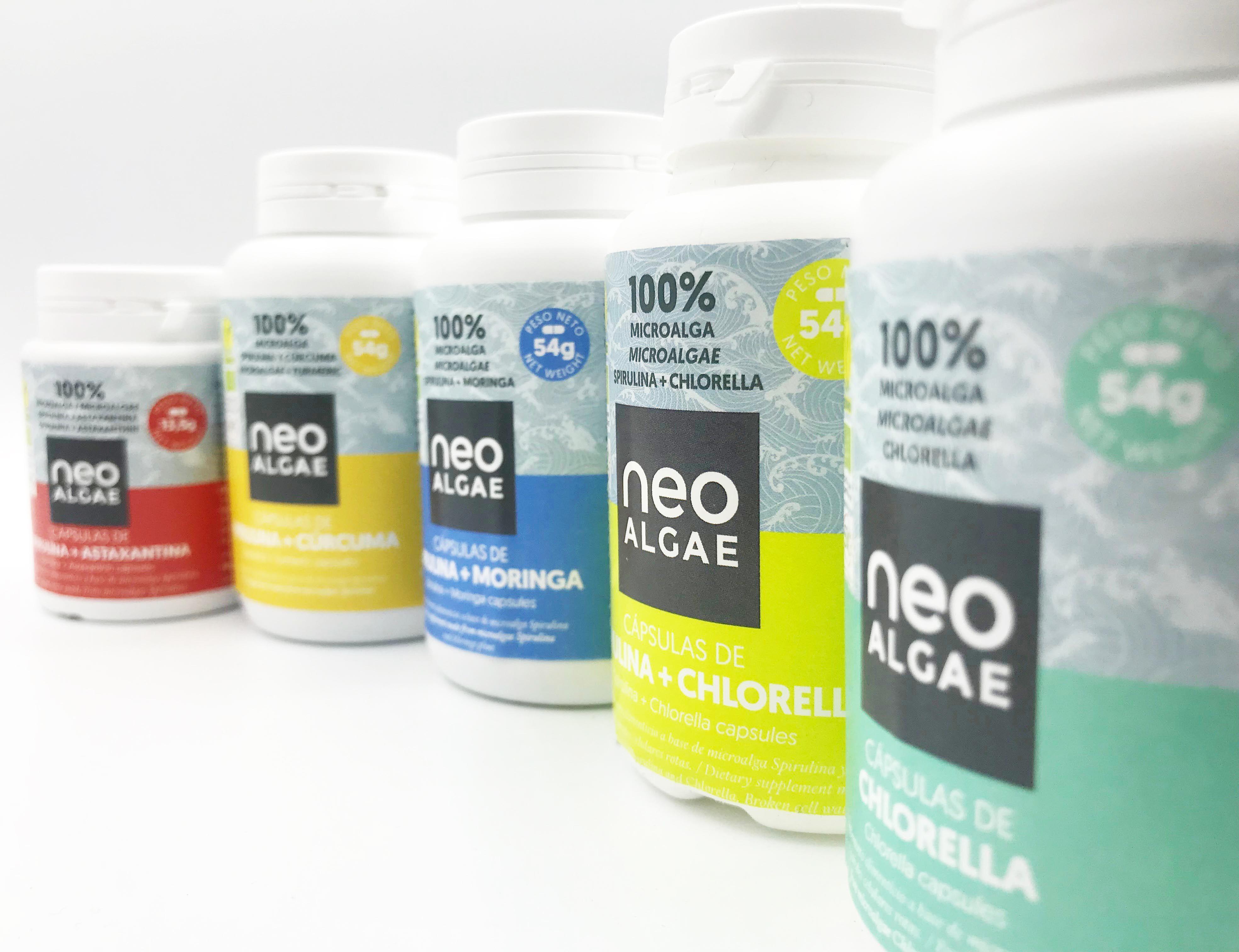 Neoalgae patenta un nuevo encapsulado para la Astaxantina
