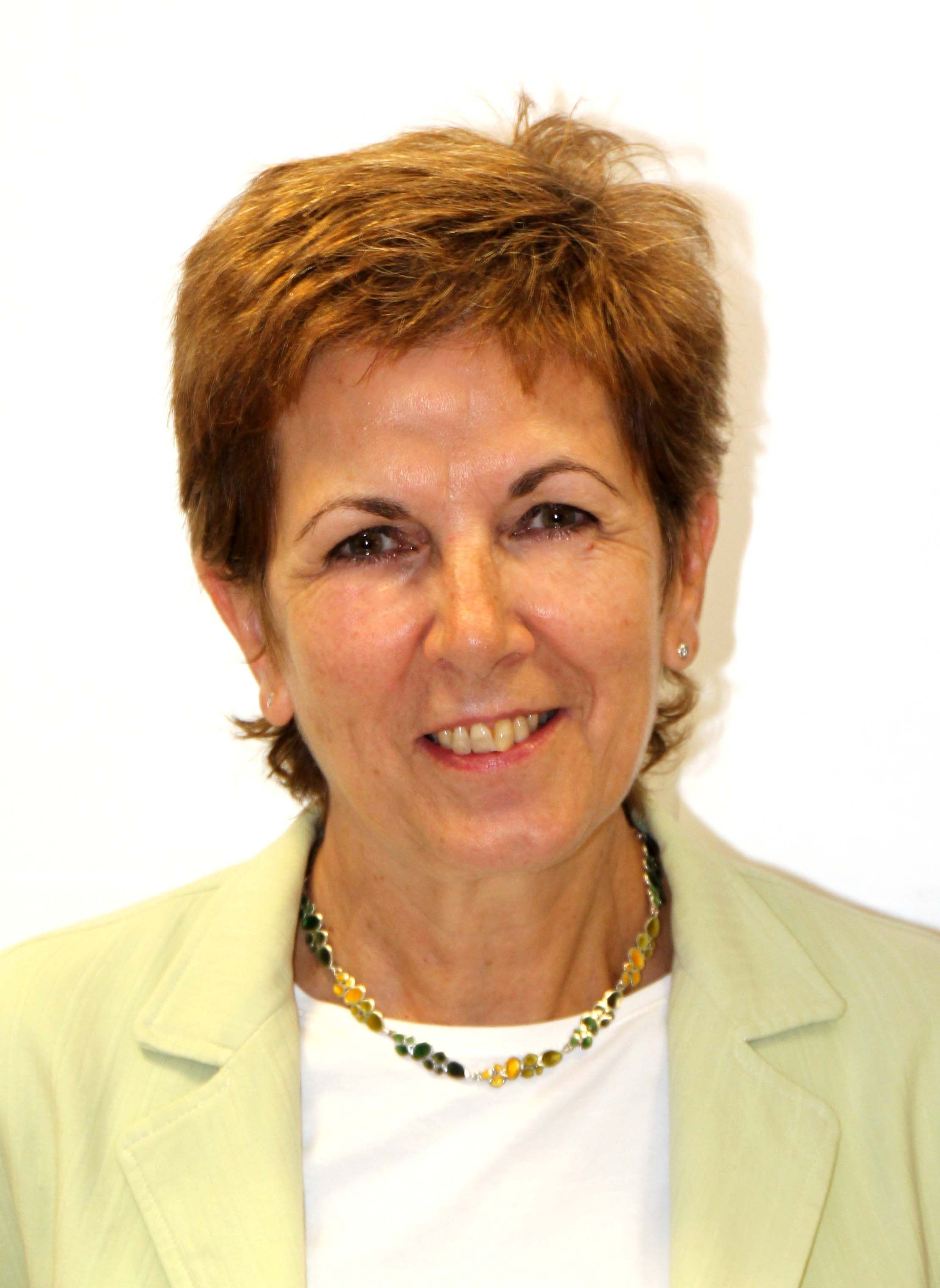 Fotografia Directora de Tecnologías de Ibermutuamur, María de la