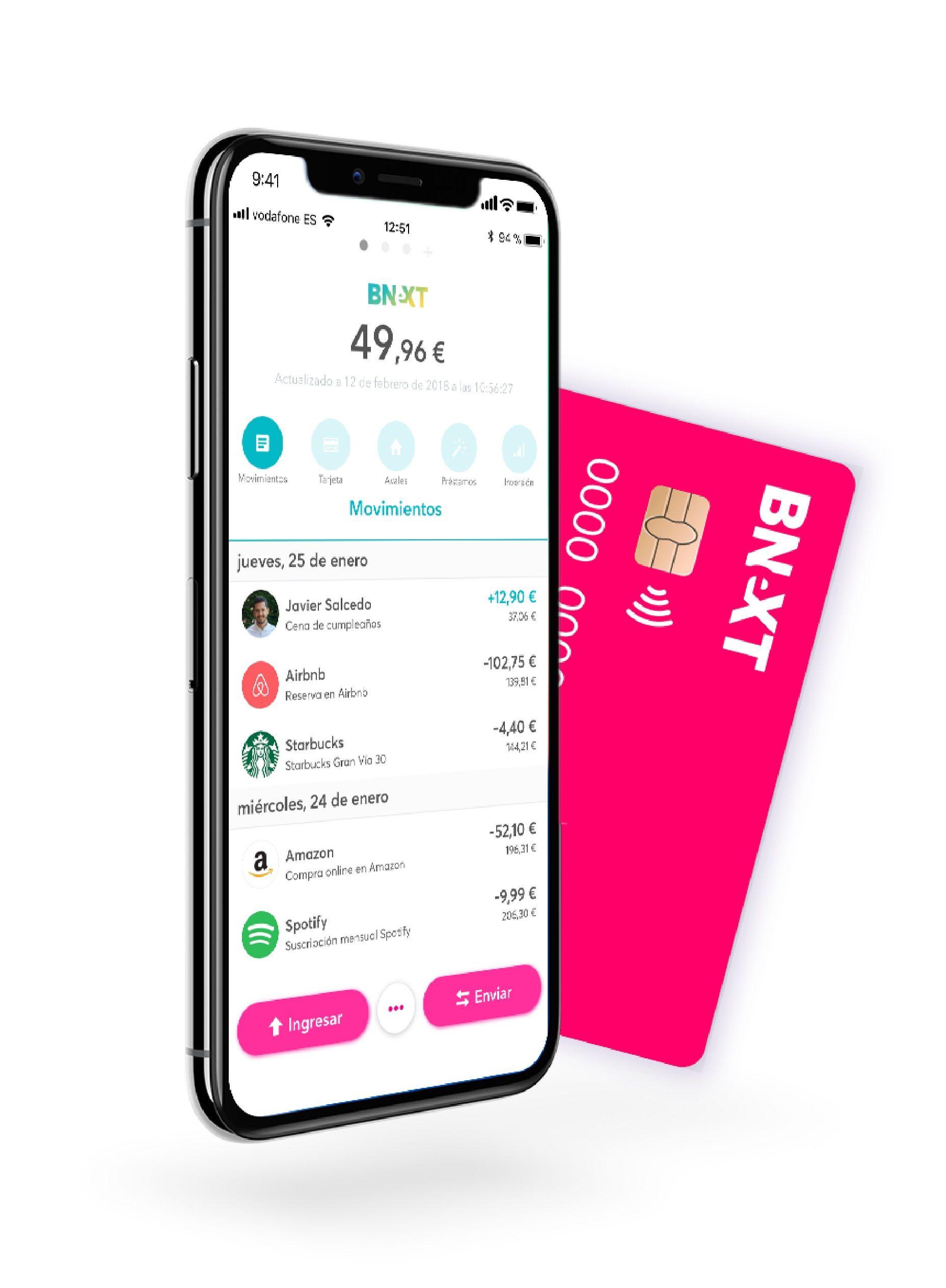 Bnext lanza su nueva Cuenta Contracorriente para los millennials 'inconformistas' con la banca tradicional