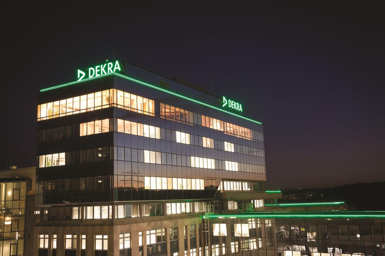 Fotografia Sede de la compañía alemana en Stuttgart
