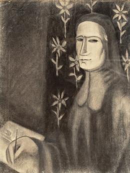 Retrato de Ramón Muntaner