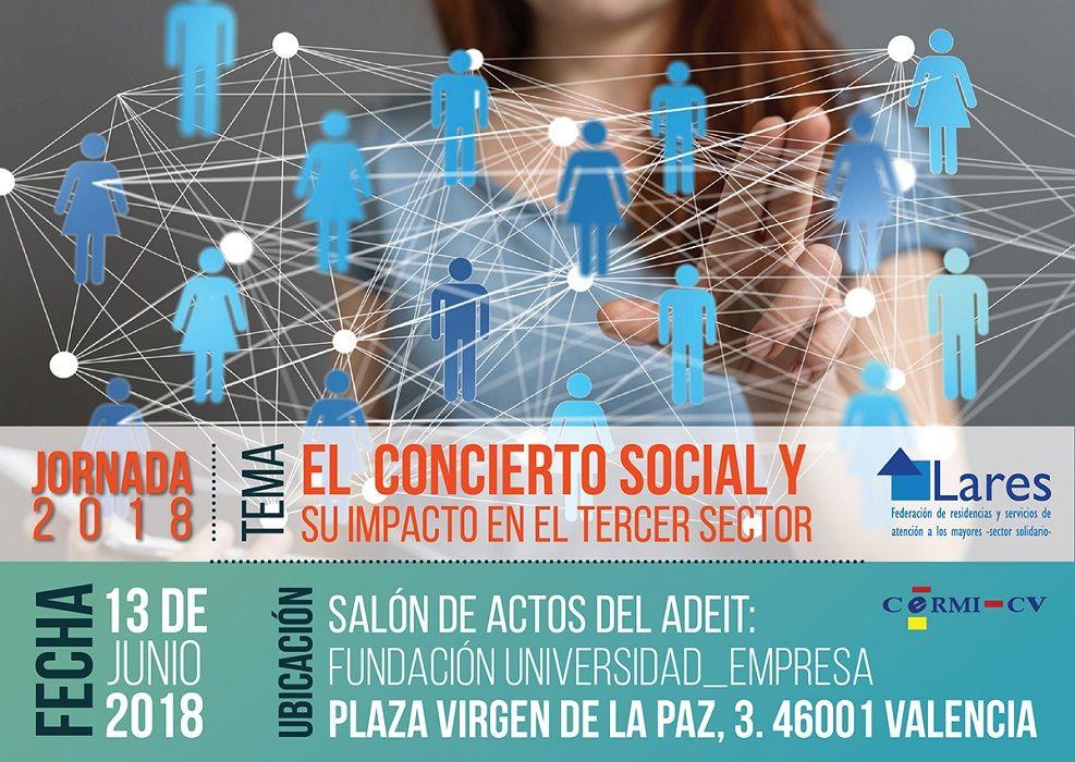 Fotografia Acción Concertada Social
