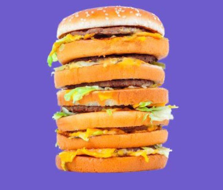 Fotografia Informe Stop obesidad