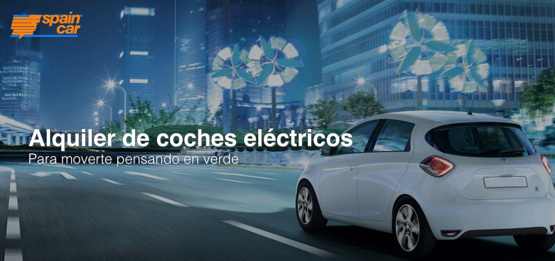 Fotografia SPAIN CAR Alquiler de coches eléctricos