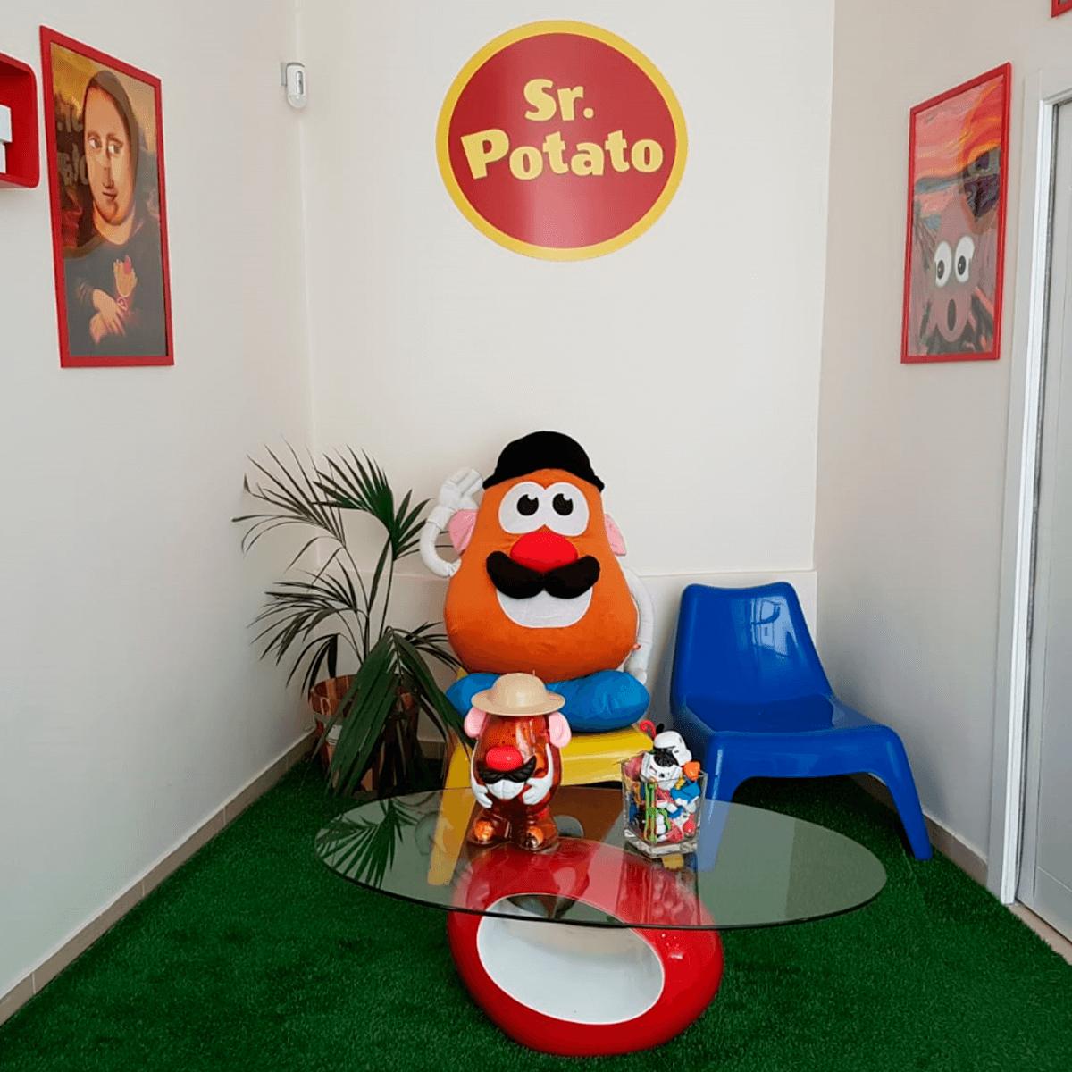 Fotografia Agencia de Marketing Digital Sr. Potato