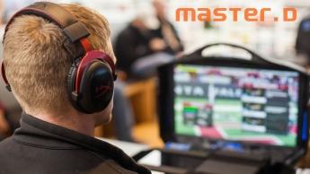 Cursos Videojuegos MasterD