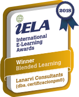Fotografia IELA International E-Learning Awards