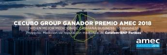 Cecubo Group, ganador premio Amec 2018