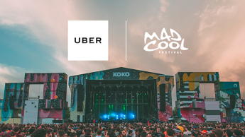 The Ultimate Uber Experience en Mad Cool Festival