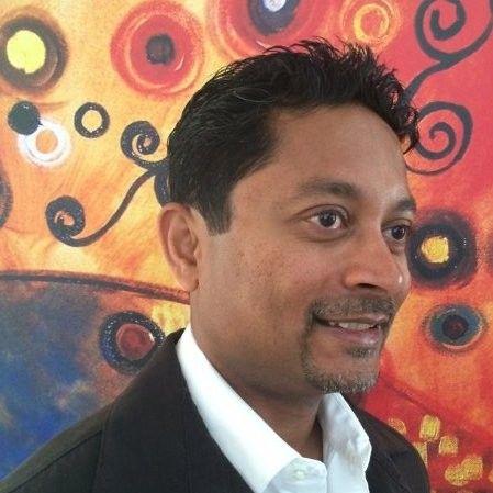 Fotografia Vijay Pawar. Vicepresidente de Gestión de Productos de