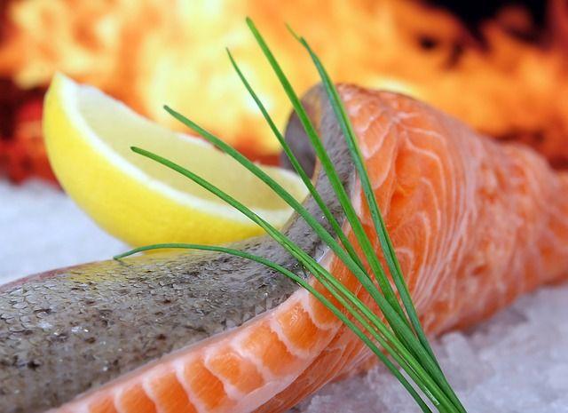 Fotografia salmon