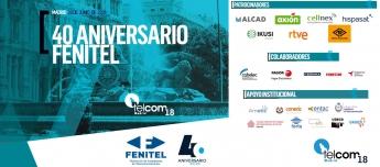 Congreso Telcom´18 - 40º Aniversario de FENITEL