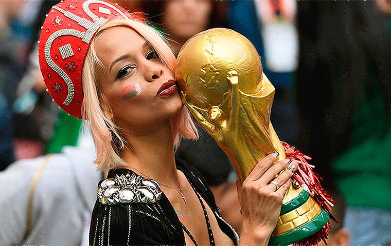 Fotografia El otro gran negocio del Mundial de Rusia 2018