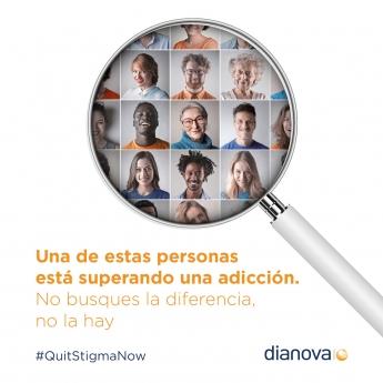 """Campaña """"Acabar con el estigma"""""""