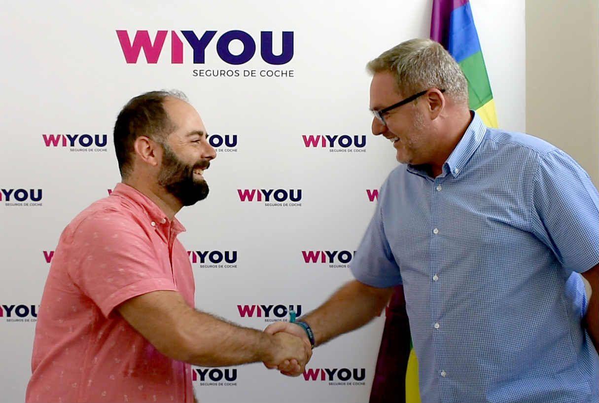 Fotografia Acuerdo oficial entre WiYou Seguros y Togayther