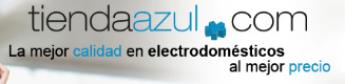 Tienda Azul: Tienda de Electrodomésticos