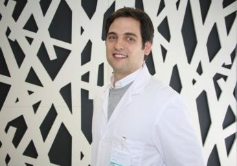 Aitor de Vicente, dermatólogo de Policlínica Gipuzkoa