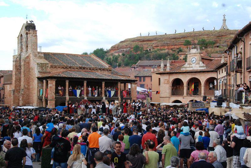 Fotografia Ayllón medieval
