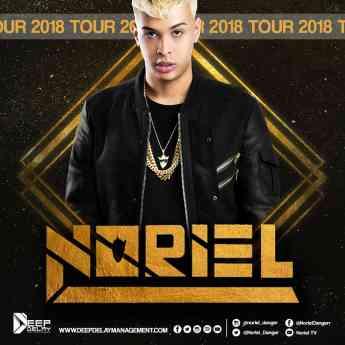 Noriel Tour 2018