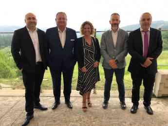 Representantes de Insitel y VINCI Energies España