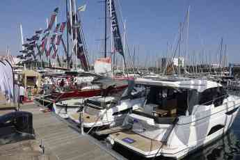 Mercado náutica de recreo
