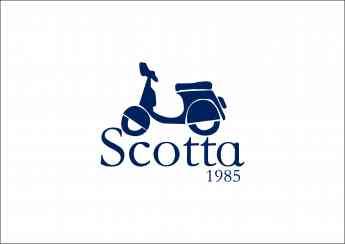 Logotipo Scotta 1985