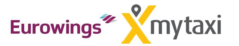 Eurowings se une a mytaxi