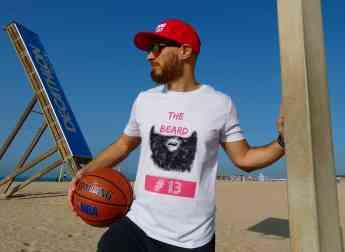 Camiseta NBA Gang The Beard