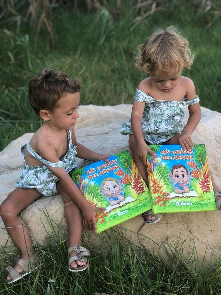 Fotografia Libros personalizados Cocofant