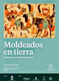 Exposición Homenaje al Genio Alfarero Pedro Mercedes en Casa Zavala