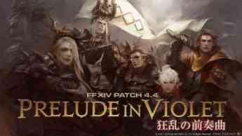 Prelude in Violet - Parche 4.4. de Final Fantasy XIV