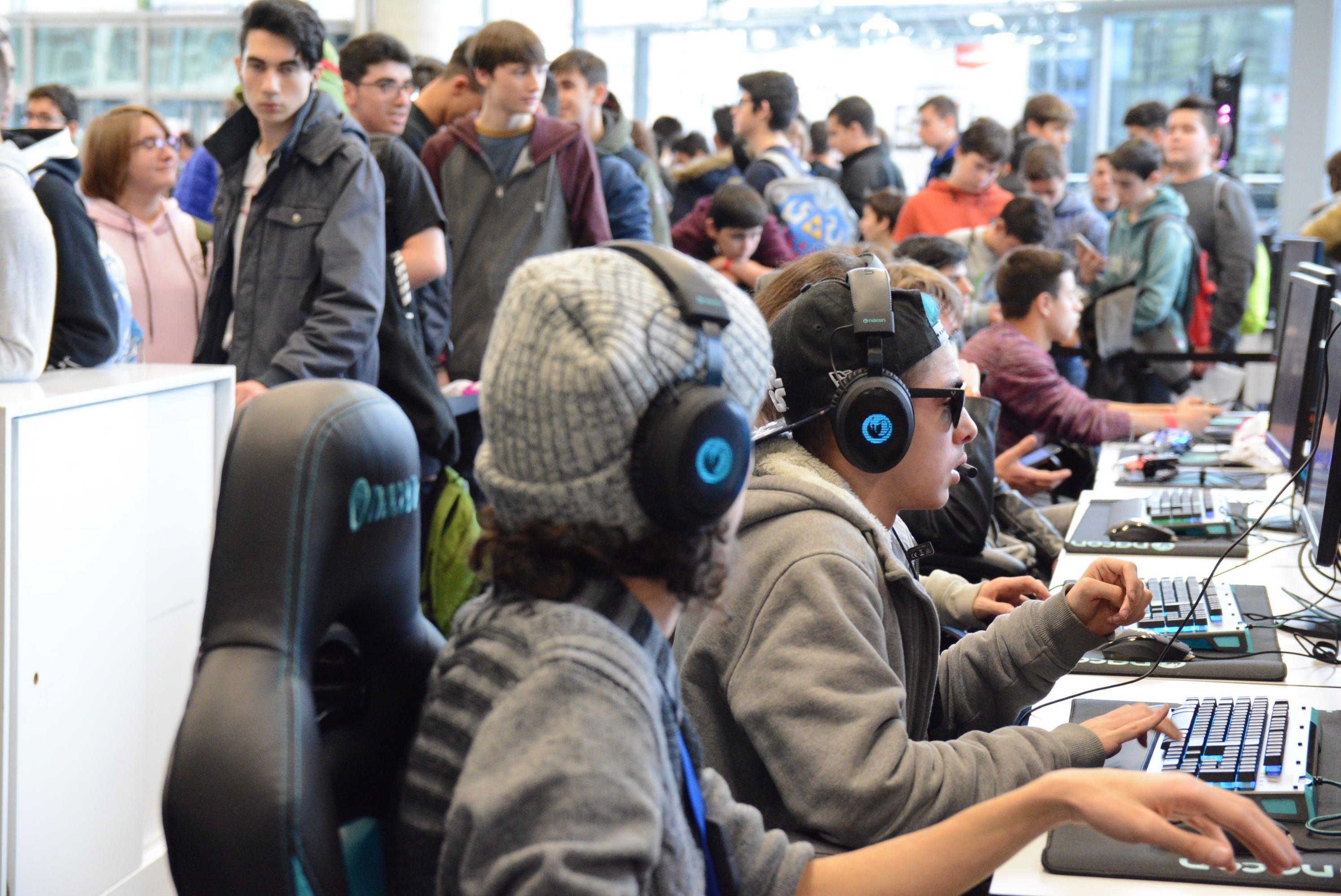El festival de videojuegos Fun & Serious se muda al Bilbao Exhibition Centre (BEC)