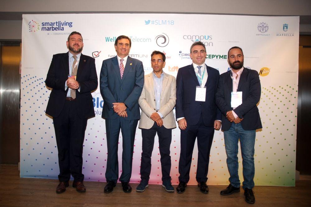 El Blockchain, eje central del IX Congreso Smart Living Marbella