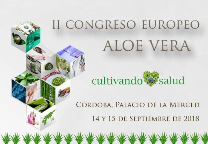 Veracetics patrocina elII Congreso Europeo de Aloe vera