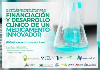 Parque Científico de Madrid, InNorMadrid y QualitecFarma acercan la financiación a la investigación clínica