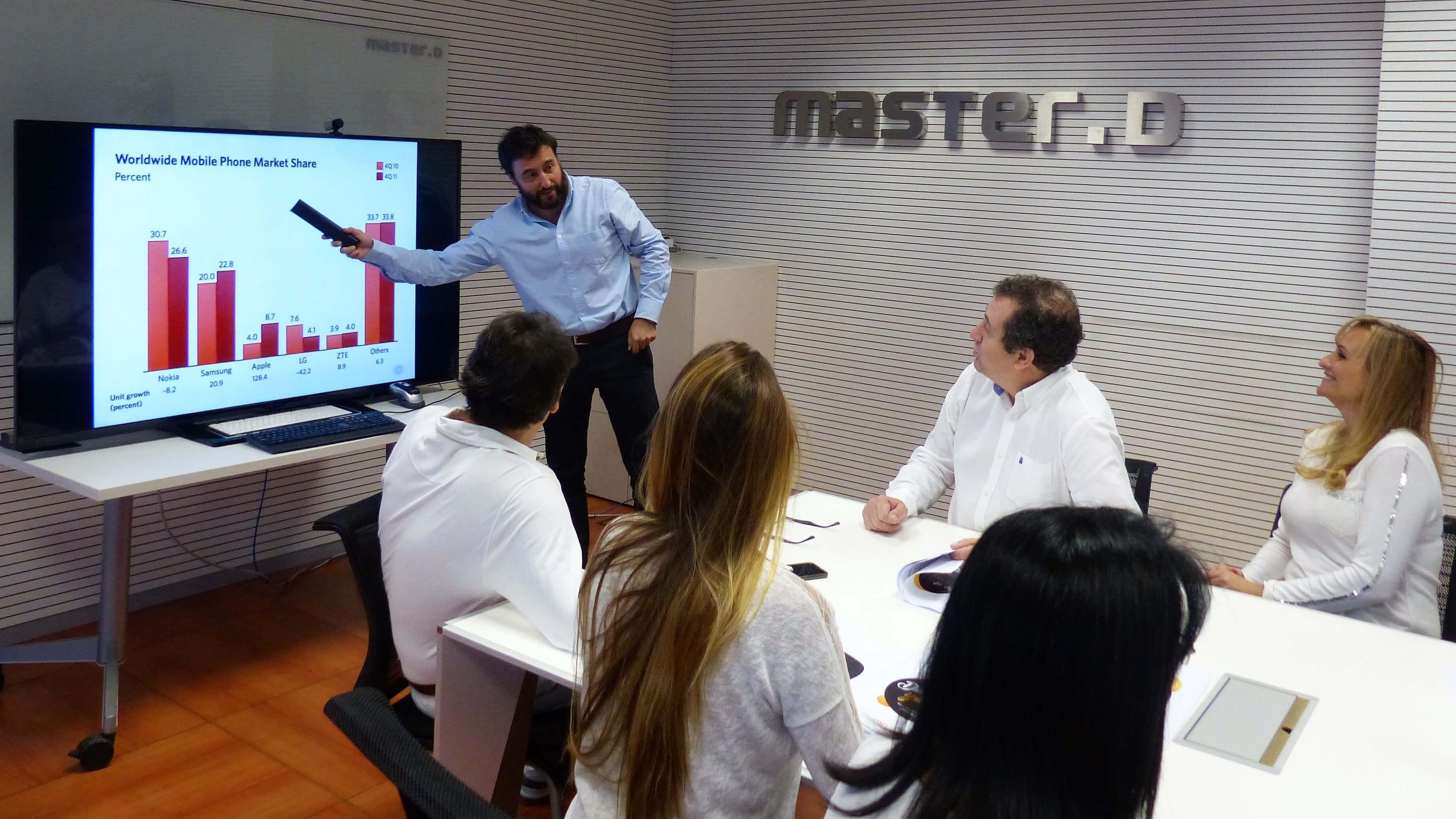 masterd crea escuela ventas alto impacto