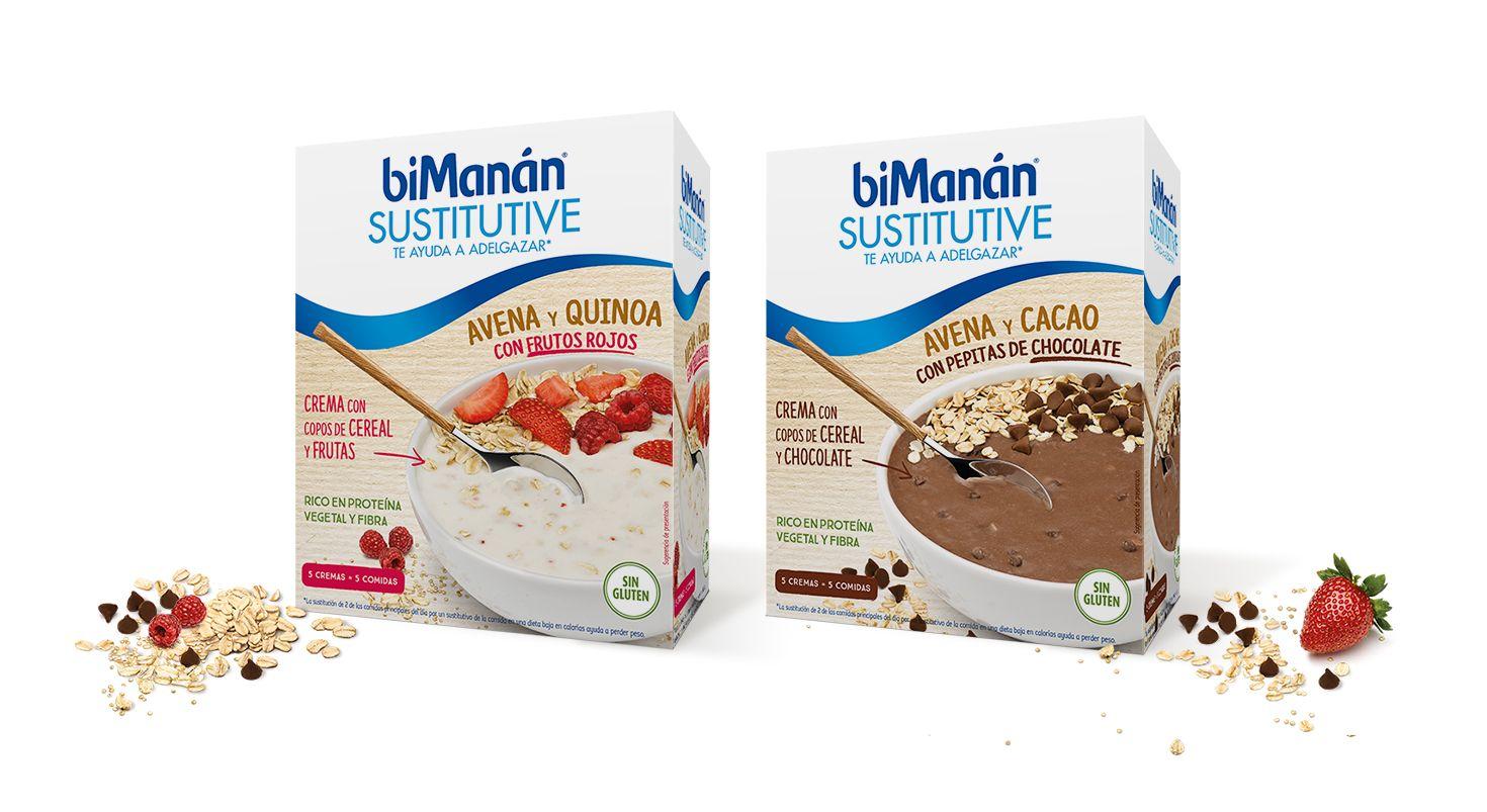bendita agencia diseña packs nuevas cremas cereales semillas