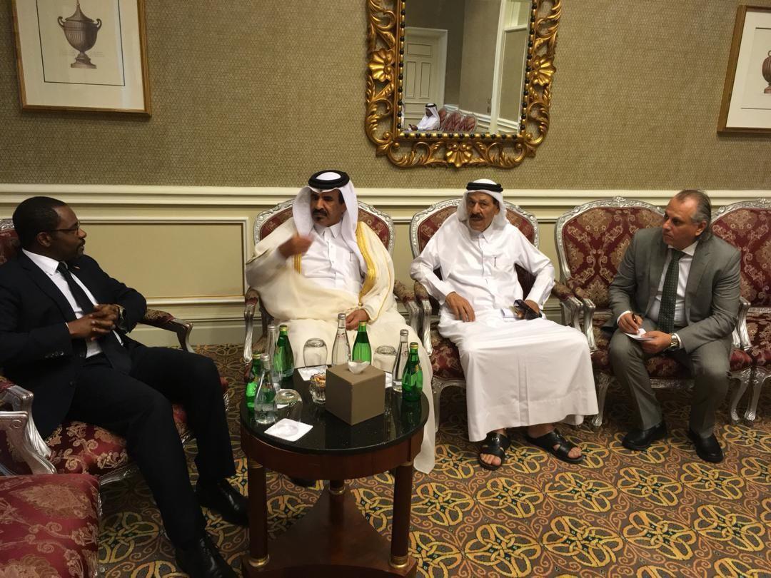 países exportadores gas líderes energéticos qatar reúnen ministro