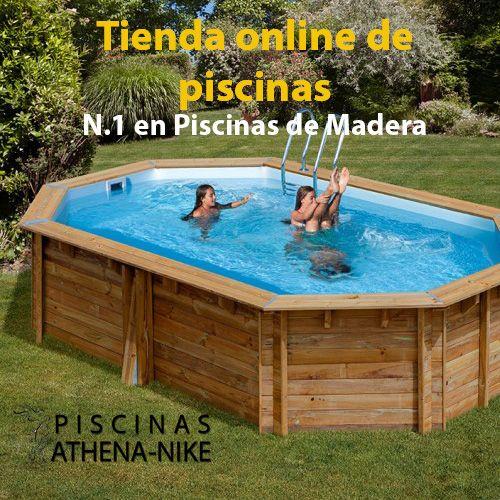 Piscinas Athena: Líderes en piscinas de madera