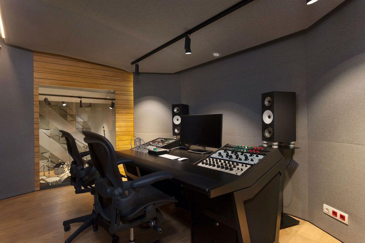 Cómo elegir el estudio de grabación óptimo, por Artspace Barcelona