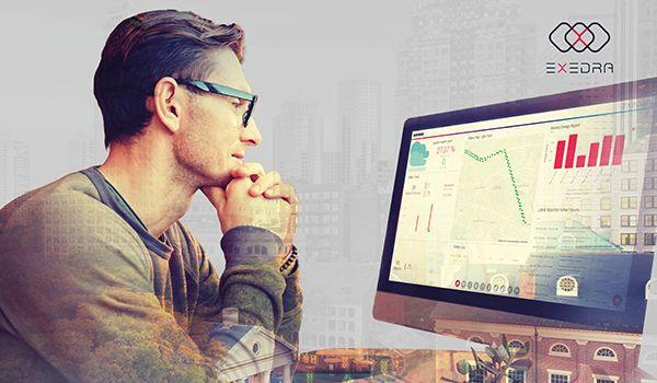 schréder lanza exedra nueva plataforma iot ciudades