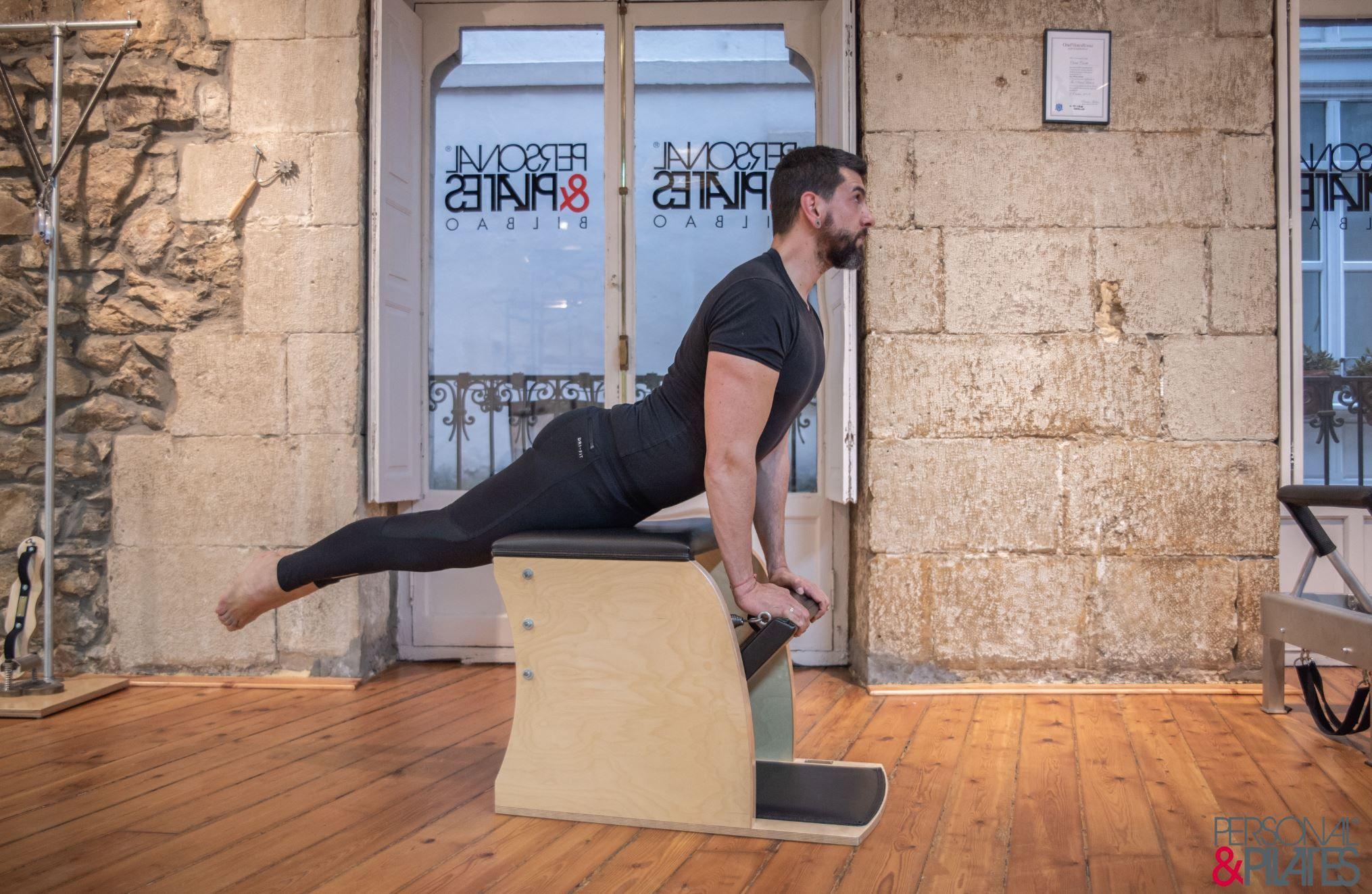 Como evitar el dolor de espalda según Personal & Pilates